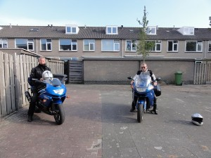 vertrek Hilversum